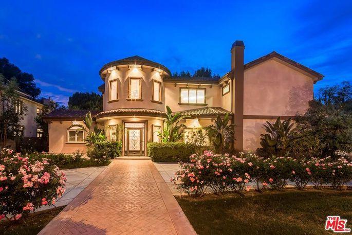 Chris Paul Home