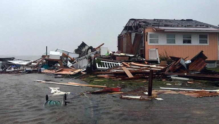 Hurricane Harvey Home